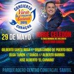 @Jorgitoceledon representa a Colombia en el Festival Latino en Curazao viernes 29 de mayo. http://t.co/ByhFJt5VYY