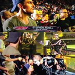 """""""@amellywood: You tread carefully @StardustWWE -- Or Ill be back. http://t.co/hz9vdvq6o3"""" this was the best part of #Raw for me😆😆"""