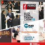 Hoy arranca la #SemanaIndustrial en @BEC_Bilbao. @grupospri @Irekia @Gob_eus http://t.co/nejiPAc4gj