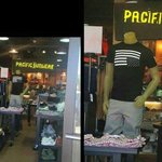 Please, every follower of mine, please #BoycottPacSun. Disgusting trashing of American Flag on Memorial Day. http://t.co/Bzm7FT6B31