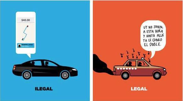 Que se queden los q no verifican sus coches, no respetan señales e igual y te asaltan @ManceraMiguelMX ?#UberSeQueda http://t.co/rClQ30N8Ib