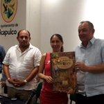 Damos la bienvenida a la Delegación Atlética que representó a #Acapulco en la Ciudad de Sendai, Japón. http://t.co/yfvyg7sMRG