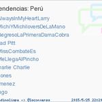 #MeLlegaAlPincho acaba de convertirse en TT ocupando la 6ª posición en Perú. Más en http://t.co/L3yjxLmNVJ http://t.co/fDfpOcsvQL