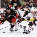 Here we go again!! Blackhawks force OT against Ducks in Game 5 tied, 4-4. #bucciovertimechallenge http://t.co/72FPU3317b