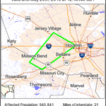 Flash Flood Emergency in effect for SW Harris, N Ft Bend. This is a very dangerous situation!! #houwx #txwx http://t.co/D8Je5Qph31
