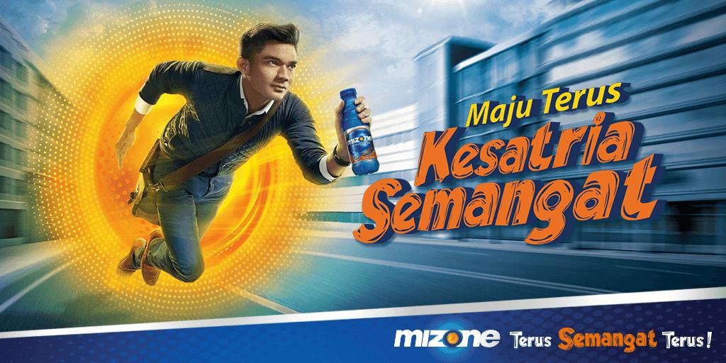 Minum Mizone dan lewati tantanganmu biar jadi #KesatriaSemangat http://t.co/msdIYKq898 http://t.co/pnL9RKUmgC