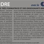 Ce matin dans @LesEchos je témoigne sur @Buywer et mon parcours, avec @CCI_Paris_IdF #entrepreneuriat #startups http://t.co/XjO2wZiDEJ