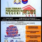 Hari Terbuka Perumahan Mampu Milik Negeri Johor @khalednordin @LatiffBandi @hhbjutawan @JauharOnline #JP02 http://t.co/D4xFmN3HaN