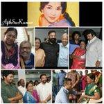 RT @AjithsukumarJ: #HappyBirthdayAachiManorama  Living legend..@rameshlaus @KollywudCinema @behindwoods @Dhananjayang @Actor_Vivek