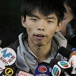 Report: #Malaysia to deport #HongKong student activist Joshua Wong http://t.co/PYr7gJZQzR http://t.co/J5X8AM2tUE