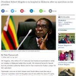 #Malaysia. Dictator Robert Mugabe allowed in. Pro democracy activist deported, #SlowClap http://t.co/c2kbmOnUrJ