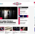 Voilà à quoi va ressembler le nouveau site net @libe (merci @strategies1) http://t.co/gsLFSySv1n