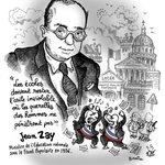 Jean ZAY rentre au Panthéon. Hommage de @plantu http://t.co/kkiDMiK1lI