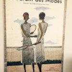 Ambiance Tennis et Mode au #chelem pour les clients @FFTennis_VIP ! #tweetduchelem #RGVIP #RG15 http://t.co/cppKrO01Ib