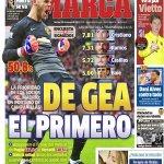 Marca destaca: A grande prioridade dos sócios do Real Madrid para reforçar o clube é De Gea https://t.co/wkBVriMtNN