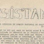 Quand le Musée de lhomme inventait la Résistance http://t.co/wlTLlMrBg8 http://t.co/solD8eSLHN