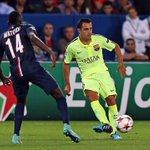 Le #PSG serait en négociations avec le club dAl-Sadd pour obtenir le prêt de Xavi ! #FCB WL1 http://t.co/cXL403N8Dc