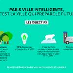 #SmartCity au #ConseildeParis : La ville intelligente, cest faire de #Paris le leader de la mobilité électrique. http://t.co/U6DdYojaoJ