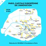 #Paris ville intelligente, cest déjà plus de 100 000 m2 dincubateurs http://t.co/s0B2v14Brt