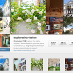 Explore the sights, sounds + flavors found only in #Charleston by following us on Instagram. http://t.co/1yoiYSSQAH http://t.co/Gz86CXRew6