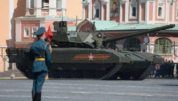 RT @RT_russian: Минпромторг: Россия готова обсуждать с Египтом поставки танка «Армата» .