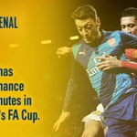 ONE DAY TO GO… #WeAreArsenal http://t.co/jtIigC28Q3