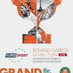 RT ce tweet pour tenter de gagner 2 places pour @rolandgarros le dimanche 31 mai ! #RG15 #EUROSPORTRG http://t.co/8YXbVQSXwE