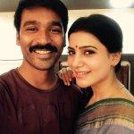 Lovely Couples @dhanushkraja & @Samanthaprabhu2 For #VIP Team's Untitled Movie http://t.co/3yd4dmCvMI