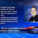 Today, the community will say farewell to Officer Kerrie Orozco. http://t.co/xTBcuohY8O http://t.co/Z8442MRpIS