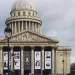 Quatre esprits de la Résistance entrent au Panthéon http://t.co/bB0CrYkz8X #Paris http://t.co/uiCmc3cUyM