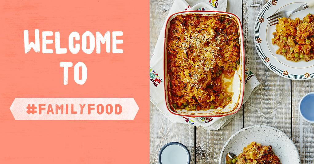 I'm excited to launch #FamilyFood today guys! check it out http://t.co/L8Gv88ds0U http://t.co/TlISFHLRWz