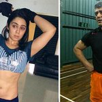 RT @filmibeatphotos: South Indian Celebs Working Out In Gym More Pics - http://t.co/rx7FY0Wm7g @tamil_films