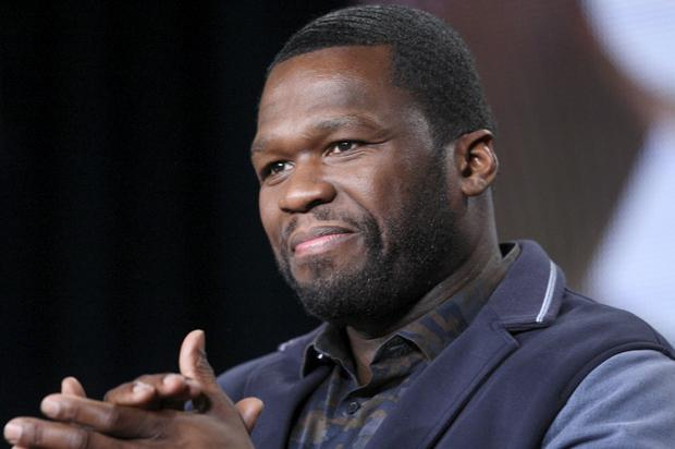 """RT @smsaudio: The Power of @50Cent: """"People are going to be at the edge of their seats going, """"Yo!'"""" http://t.co/BwpYH0wOyt http://t.co/aUv…"""
