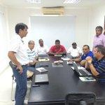 [AHORA] equipo de trabajo- Altos Logros del @bolivarganador trabaja en planificación segundo semestre 2015 rumbo JDN http://t.co/aq6afDKCwS
