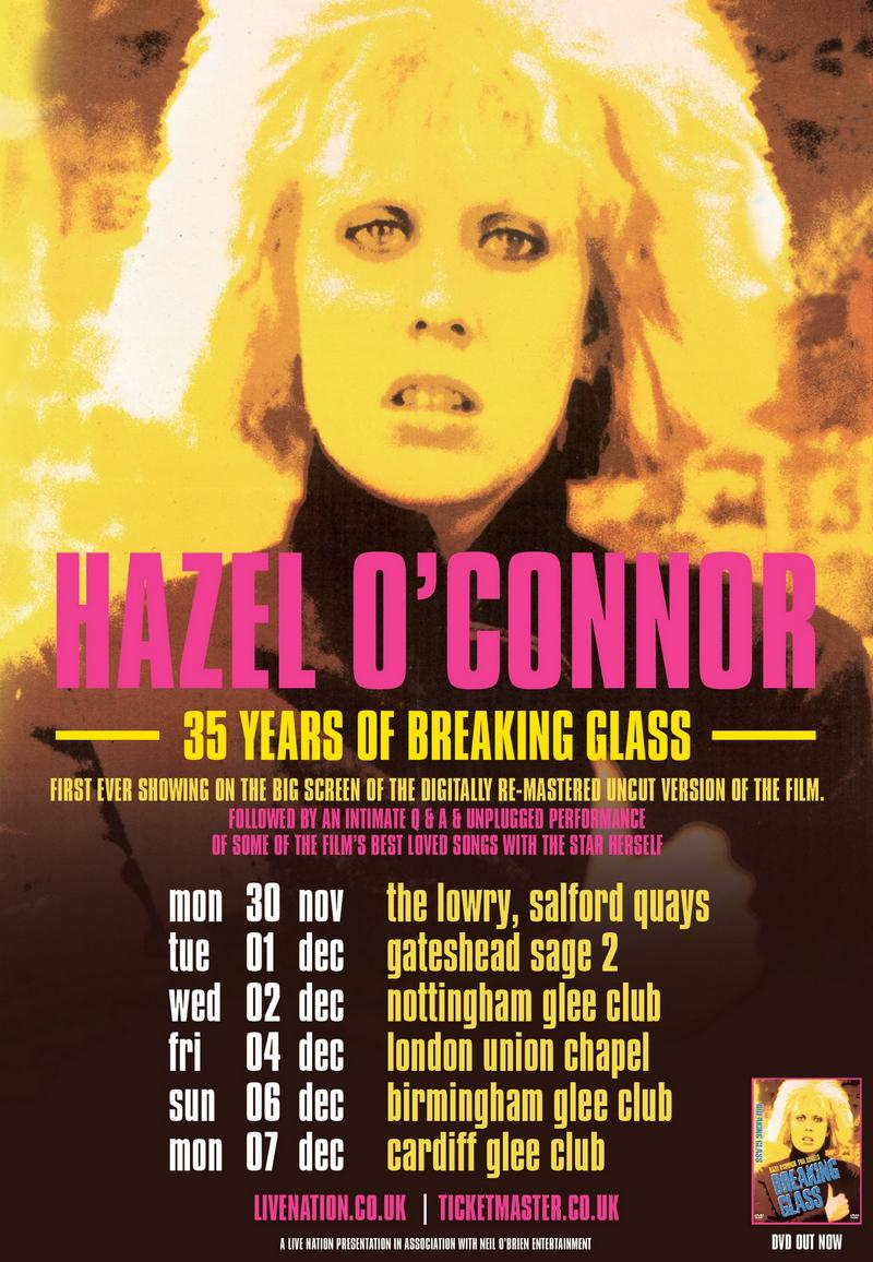 At last - the 35 Years of Breaking Glass Tour! Read more http://t.co/V2ymJDg6Bp x http://t.co/VxCcwO8I72