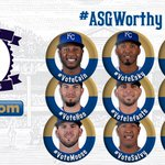 FIVE #Royals lead in the 1st @esurance #ASG Ballot update! Vote for ALL the #ASGWorthy Royals: http://t.co/HFoNRJyXOp http://t.co/vo9JdSRy1P
