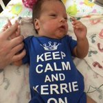 Thinking of Officer Kerrie Orozcos beautiful baby girl this morning as her family prepares to lay her to rest. http://t.co/uglPaibhbu