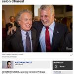 """""""Lappui de taille"""" @alexandrefaille, cest celui du déficit de 60,9G de lère Charest? Le + important de lhistoire? http://t.co/qLo1Aar6wc"""
