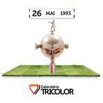 No dia 26/5/93, o Tricolor conquistou a América pela 2ª vez! #CalendárioTricolor http://t.co/qjgQhAEcns http://t.co/oPCmE022Qo