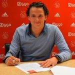 Keeper Norbert Alblas (20) langer bij Ajax: http://t.co/hmTqNXpl4W