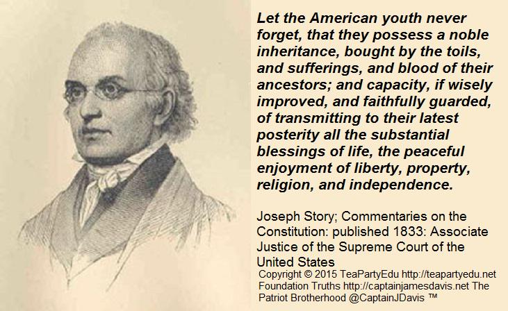 Let the American youth never forget, that they possess a noble inheritance #Education #Homeschool #Learn #USHistory http://t.co/P0RvWAKNWg