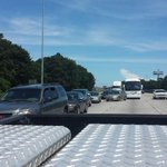 Everyone is trying to merge onto 526 at once. Its a mess. #chstrfc @ABCNews4 http://t.co/sicKCeOq5N