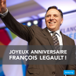 Joyeux anniversaire @francoislegault ! #CAQ #Assnat #polQc http://t.co/TV5pHbmNDQ