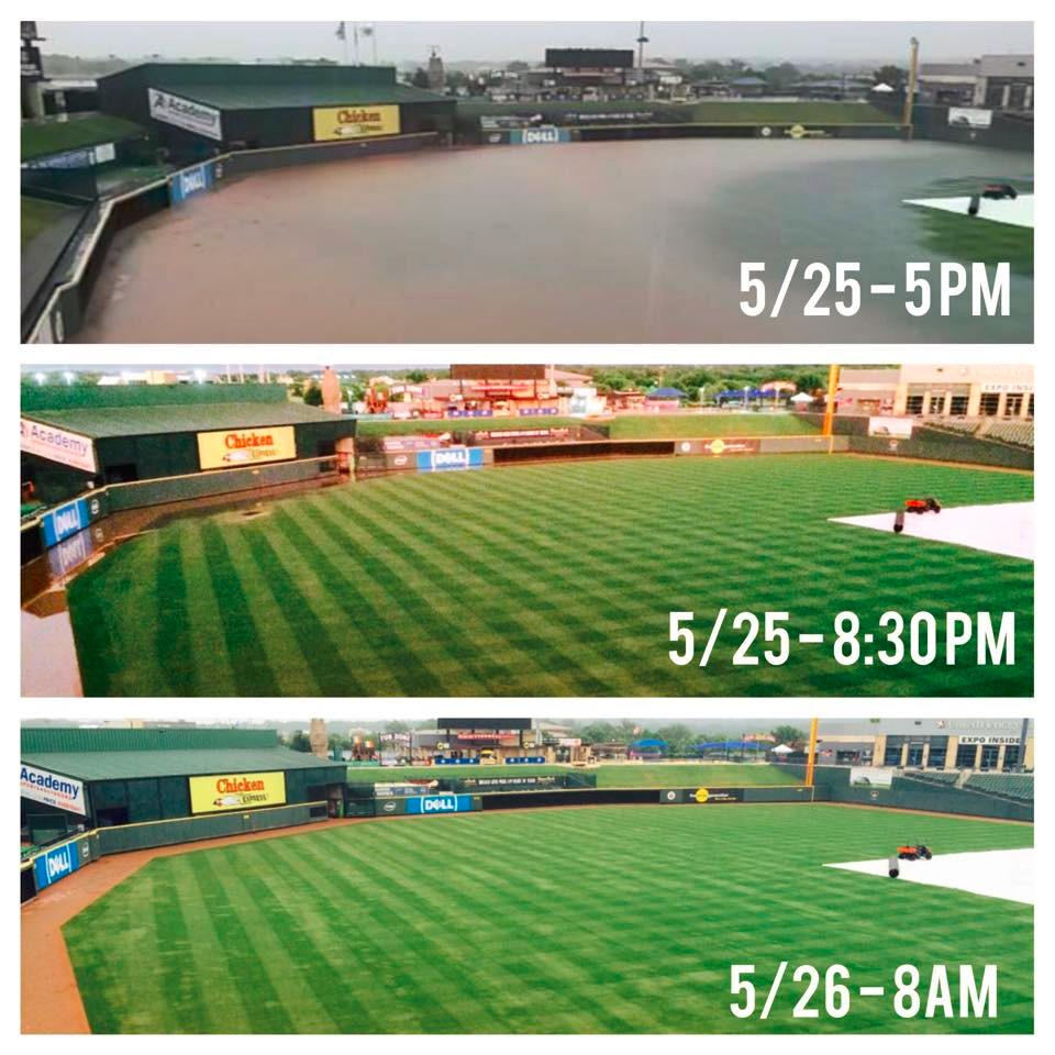 Now this is a big league draining system @Rangers @RRExpress http://t.co/yGSBjRcJJZ