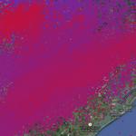 Lightning strike map from the past 24 hours for the #Houston area. http://t.co/LGLPmTGwGd #hounews #hounews #houwx http://t.co/fVB8vkZ6Wq