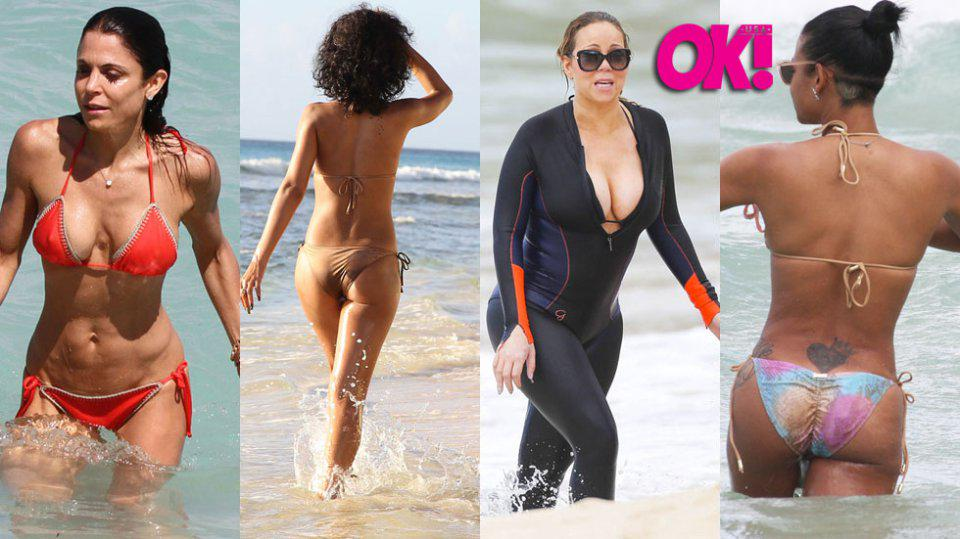 Top Beach Bodies Of 2015 Check Out The Best Boobs And Butts