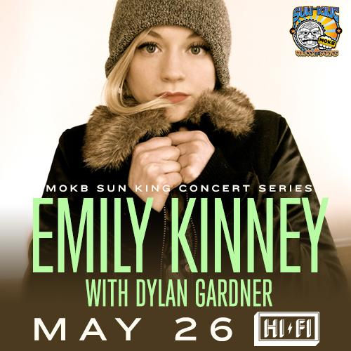 We're ready for @emmykinney tonight @thehifiindy! Limited tix still available, get 'em here > http://t.co/MzoZJBVtTL http://t.co/S5e5d2WwCt
