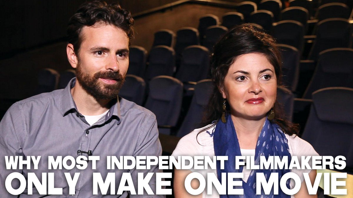 Why Most Independent Filmmakers Only Make One Movie http://t.co/CXQmrr8qir | #Filmmaking http://t.co/zggHbVdbnY