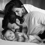 First Look: Meet Riteish and Genelia's little darling, 'Riaan' http://t.co/7sCdDzK8Aw