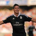 Gol de James ante el Granada, es el más bello de La Liga en esta temporada http://t.co/pAdtnyTFVH Foto: AFP http://t.co/EeY1x5M1tD